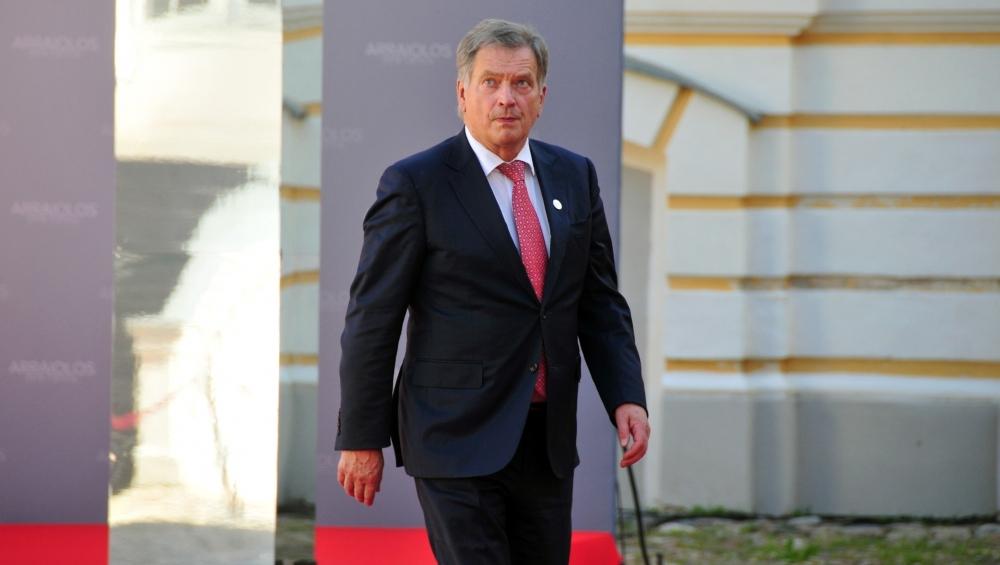 फिनलैंड के राष्ट्रपति सौली नीनिस्तो ने की यूक्रेन के साथ सैन्य सहयोग समझौते की बात खारिज