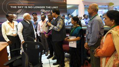 प्रधानमंत्री नरेंद्र मोदी ने की इसरो वैज्ञानिकों की सराहना, कहा- डटे रहें, हमारा सर्वश्रेष्ठ आना अभी बाकी है