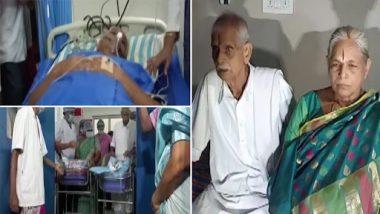 आंध्र प्रदेश में 74 साल की उम्र में  बुजुर्ग महिला एर्रामत्ती मंगम्मा बनी मां, दिया 2 बेटियों को जन्म