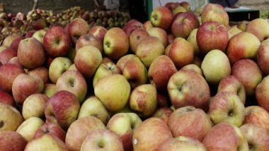 जम्मू-कश्मीर के किसानों के लिए अच्छी खबर, सेब की कीमत बढ़ाने का प्रस्ताव ला रही है सरकार, मिलेंगे बेहतर दाम