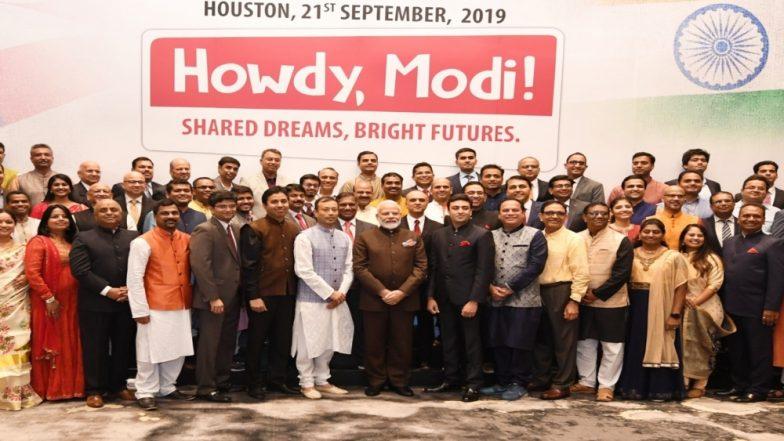 'हाउडी मोदी' में राष्ट्रगान गाएगा भारतीय मूल का किशोर स्पर्श शाह, प्रधानमंत्री नरेंद्र मोदी से मिलने के लिए लोगों में बढ़ा उत्साह