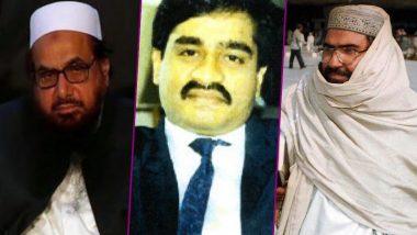 मसूद अजहर, हाफिज सईद, दाऊद इब्राहिम और जाकिर-उर-रहमान लखवी UAPA एक्ट के तहत आतंकवादी घोषित