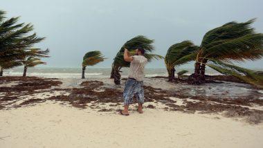 तूफान लोरेना की मेक्सिको में रफ्तार हुई मंद, मौसम विभाग ने अन्य राज्यों में भारी बारिश की जताई संभावना