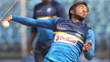 श्रीलंका के गेंदबाज अकिला धनंजय एक साल के लिए बैन, ये है वजह