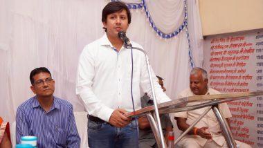 बीजेपी विधायक आकाश विजयवर्गीय का वीडियो वायरल, जी हां, मैं हूं खलनायक...