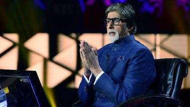 दादासाहेब फाल्के अवॉर्ड मिलने पर अमिताभ बच्चन ने ट्वीट कर जाहिर की खुशी, परिवार ने ऐसे दी बधाई