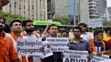 एमनेस्टी इंटरनेशनल इंडिया को ईडी ने जारी किया कारण बताओ नोटिस, फेमा कानून के उल्लंघन का है आरोप