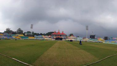 IND vs SA 1st T20I, 2019 Match Weather Report: धर्मशाला में काले बादलों ने डाला डेरा