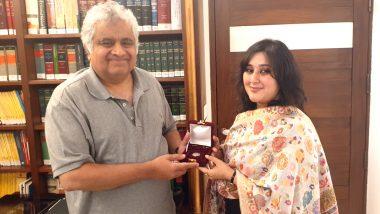 सुषमा स्वराज की बेटी बांसुरी ने निभाया मां का आखिरी वादा, हरीश साल्वे को दी कुलभूषण जाधव केस के लिए 1 रुपये की फीस