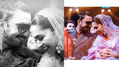 रणवीर सिंह ने दीपिका पादुकोण के साथ अपनी रोमांटिक तस्वीर सोशल मीडिया पर की साझा