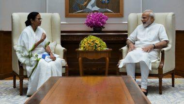 ममता बनर्जी ने दिल्ली जाकर प्रधानमंत्री मोदी से की मुलाकात, पश्चिम बंगाल आने का दिया न्योता