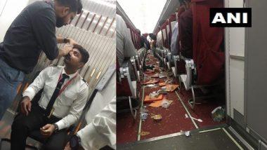 तिरुवनंतपुरम: टर्बुलेंस का शिकार हुआ एयर इंडिया का विमान, मामूली रूप से क्षतिग्रस्त, यात्री सुरक्षित