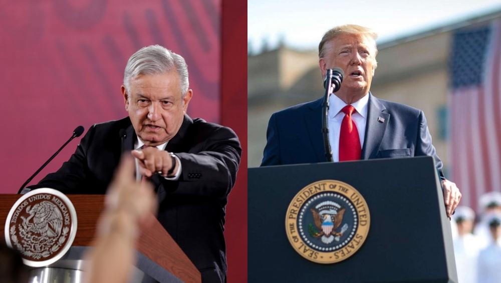 मैक्सिको और अमेरिका के राष्ट्रपतियों ने फोन पर किया द्वीपक्षीय विकास पर चर्चा