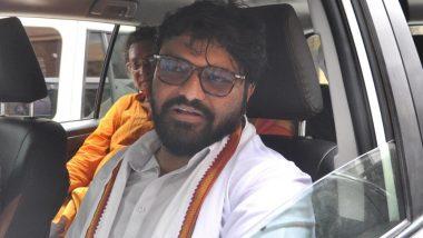 कोलकाता: केंद्रीय मंत्री बाबुल सुप्रियो का प्रदर्शनकारी छात्र की मां को आश्वासन, कहा- आपके बेटे के खिलाफ कोई कार्रवाई नहीं की जाएगी
