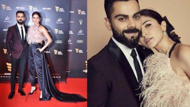 विराट कोहली ने की इंडियन स्पोर्ट्स ऑनर्स की मेजबानी, अनुष्का शर्मा ने की सराहना