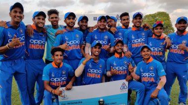 U19 Asia Cup 2019: भारत ने सातवीं बार जीता अंडर-19 एशिया कप, रोमांचक मुकाबले में बांग्लादेश को रौंदा