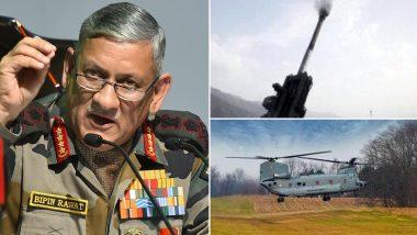 अरुणाचल प्रदेश: चीन सीमा के पास भारतीय जवान करेंगे युद्धाभ्यास, चिनूक हेलीकॉप्टर और M777 हॉवित्जर भी दिखाएंगे अपनी ताकत