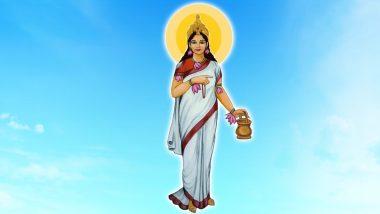 Navratri 2019: नवरात्रि के दूसरे दिन होती है माँ ब्रह्मचारिणी की पूजा, इन्होने शिव को पाने के लिए की थी कठोर तपस्या! जाने विद्यार्थियों के लिए क्यों है यह खास दिन?