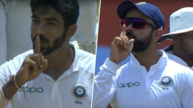 IND vs WI: जसप्रीत बुमराह और विराट कोहली ने दर्शकों की ऐसे कर दी बोलती बंद, देखें वायरल वीडियो