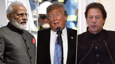इमरान खान की मौजूदगी में एक बार फिर बोले डोनाल्ड ट्रंप-अगर चाहें तो कश्मीर पर मध्यस्थता को तैयार
