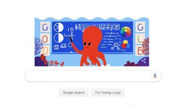 Teachers Day 2019: शिक्षक दिवस पर Google ने खास एनिमेटेड Doodle बनाकर किया दुनिया भर के शिक्षकों को सम्मानित