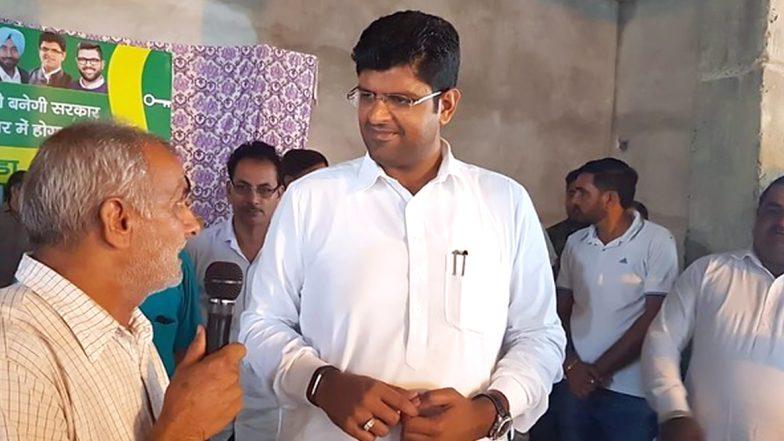 हरियाणा विधानसभा चुनाव 2019: बीजेपी की बढ़ी मुश्किलें, कांग्रेस ने दुष्यंत चौटाला को दिया मुख्यमंत्री पद का ऑफर- रिपोर्ट