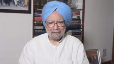 पूर्व प्रधानमंत्री मनमोहन सिंह ने मोदी सरकार पर साधा निशाना, कहा- प्रतिशोध की राजनीति छोड़ अर्थव्यवस्था को गंभीर सुस्ती से उबारने का करे प्रयास