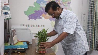 दिल्ली के सीएम अरविंद केजरीवाल ने डेंगू के खिलाफ शुरु किया विशेष अभियान, ट्विटर पर किया पोस्ट