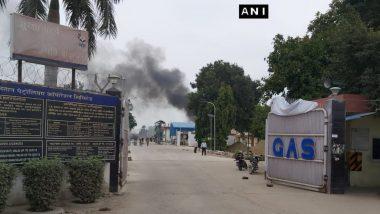 उन्नाव के हिन्दुस्तान पेट्रोलियम एलपीजी गैस संयंत्र में लगी आग पर पाया गया काबू, तीन मजदूर झुलसे