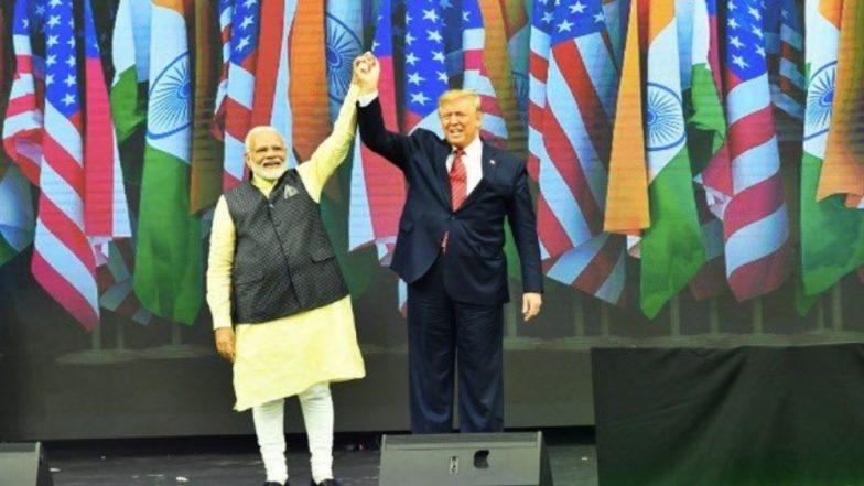 अमेरिकी राष्ट्रपति डोनाल्ड ट्रंप ने मुंबई में बास्केट बॉल प्रतियोगिता देखने की जताई इच्छा, पीएम नरेंद्र मोदी ने दिया निमंत्रण
