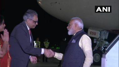 प्रधानमंत्री नरेंद्र मोदी पहुंचे न्यूयॉर्क, आज जलवायु परिवर्तन शिखर सम्मेलन में लेंगे हिस्सा