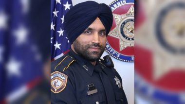 अमेरिका: ट्रैफिक सिग्नल पर हमले में मारे गए भारतीय-अमेरिकी सिख पुलिस अधिकारी का दो अक्टूबर को किया जाएगा अंतिम संस्कार