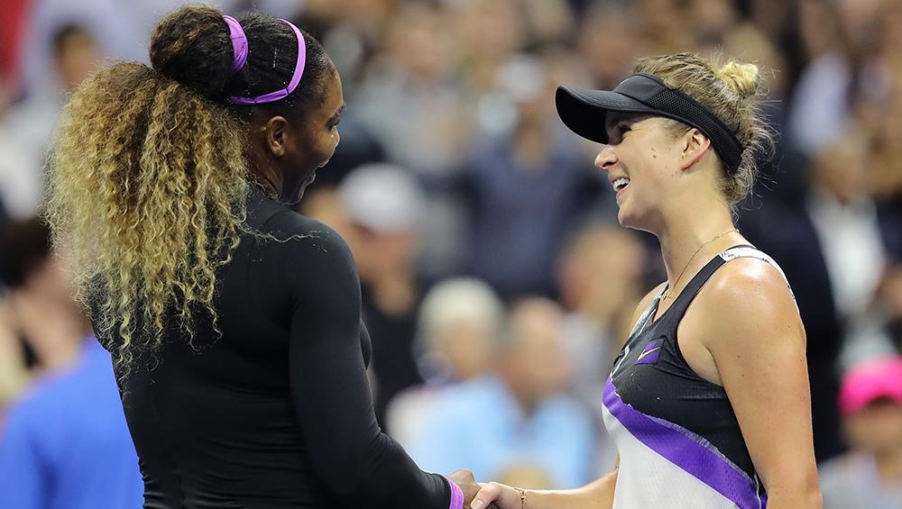 US Open 2019: अमेरिकी टेनिस स्टार सेरेना विलियम्स 33वीं बार पहुंची ग्रैंड स्लैम के फाइनल मुकाबले में, उक्रेन की एलिना स्वितोलिना को दी मात