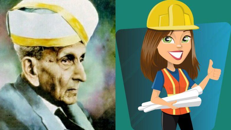 Engineer's Day 2019: भारत के महान इंजीनियर विश्वेश्वरैया की याद में मनाया जाता है इंजीनियर्स डे, जानिए इस दिवस का महत्व