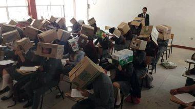 मैक्सिको: परीक्षा में नकल करने से रोकने के लिए टीचर ने छात्रों के साथ किया कुछ ऐसा, नहीं रोक पाएंगे अपनी हंसी