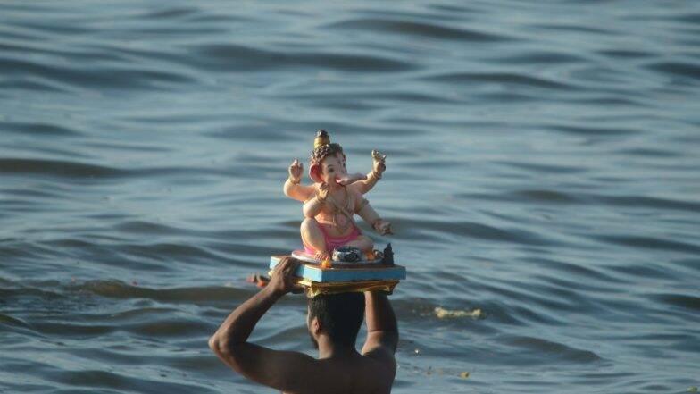 Ganpati Visarjan 2019: जल में क्यों किया जाता है गणपति बाप्पा का विसर्जन, जानिए इससे जुड़ी पौराणिक मान्यता