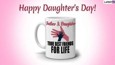 Daughter's Day 2019 Gift: कुदरत का अनमोल तोहफा हैं बेटियां, डॉटर्स डे पर दें अपनी बेटी को ये खास गिफ्ट्स