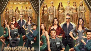 अक्षय कुमार ने हाउसफुल 4 का नया पोस्टर किया रिविल, फिल्म की कहानी के बारे में मिली बड़ी डिटेल
