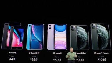 एप्पल ने लॉन्च किया iPhone 11, iPhone 11 Pro और iPhone 11 Pro Max; कीमत और खासियत जानकर बन जाएंगे फैन