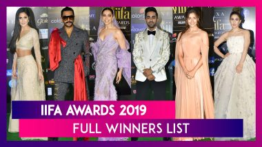 IIFA Awards 2019 Winners List: Alia Bhatt, Ranveer Singh को मिले अवॉर्ड, Raazi बनी बेस्ट फिल्म