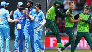 Live Cricket Streaming and Score India vs South Africa 2nd T-20I: भारत बनाम दक्षिण अफ्रीका 2019 के दूसरे T20 मैच को आप Hotstar और  DD Sports पर देख सकते हैं लाइव