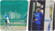 IND vs SA 2nd T20I: दूसरे  टी20 मुकाबले से पहले भारतीय खिलाड़ियों ने जमकर बहाए पसीने, देखें वीडियो