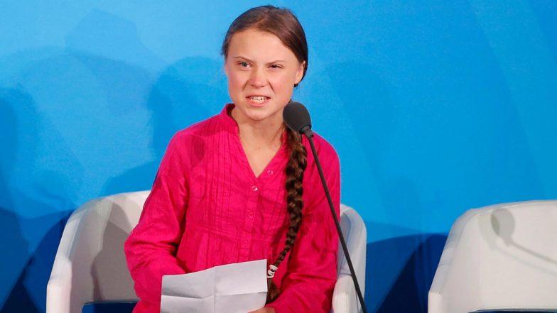 वीडियो: UN में पर्यावरण कार्यकर्ता ग्रेटा थनबर्ग का दमदार भाषण, पूछा 'आपने हिम्मत कैसे की?'