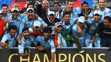 T20 World Cup 2007: 12 साल पहले आज ही टीम इंडिया बनी थी विश्व चैंपियन, पाकिस्तान को रोमांचक मैच में दी थी मात