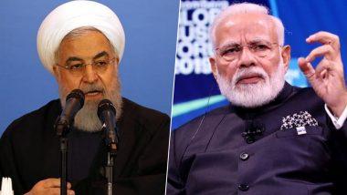 ईरान-अमेरिका तनाव के बीच पीएम मोदी आज राष्ट्रपति हसन रूहानी से न्यूयॉर्क में करेंगे मुलाकात