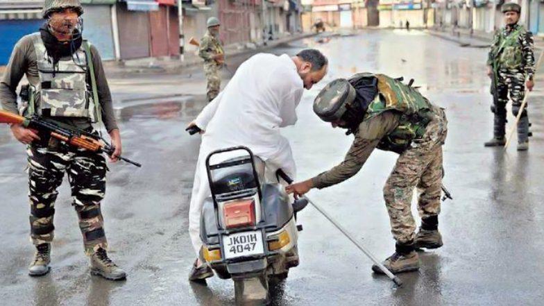 जम्मू-कश्मीर: अनुच्छेद 370 हटने के बाद आज 5वां जुम्मा, संवेदनशील इलाकों में सुरक्षा के पुख्ता इंतजाम