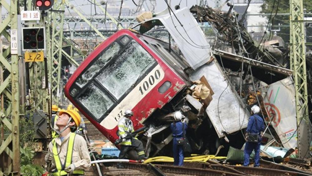 बांग्लादेश के ब्रह्मनबरिया जिले में ट्रेन हादसा, 15 की मौत, 50 से ज्यादा घायल