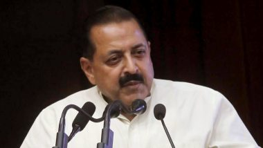 केंद्रीय मंत्री जितेंद्र सिंह ने कहा- जो लोग हिंसा के समर्थन में खड़े हैं, उन्हें हिंसा ही निगल जाएगी