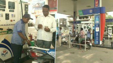 कर्नाटक: कालाबुरागी में दोपहिया वाहनों के लिए 'नो हेलमेट, नो पेट्रोल' अभियान शुरू