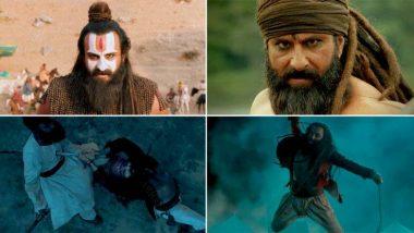 सैफ अली खान की फिल्म लाल कप्तान का दमदार ट्रेलर हुआ रिलीज, काल बनकर दुश्मनों पर टूट पड़ा ये नागा साधू